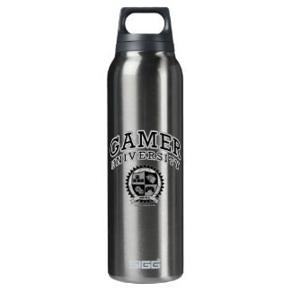 Gamer University (Black & White) SIGG Thermo 0.5L Insulated Bottle