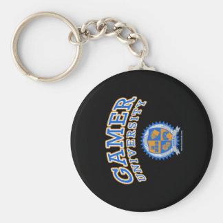 Gamer University Key Chains