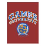 Gamer University Postcard