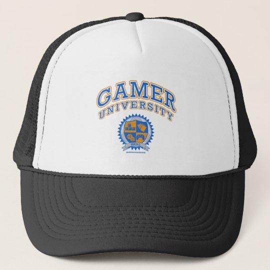 Gamer University Trucker Hat