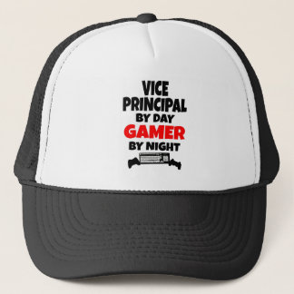 Gamer Vice Principal Trucker Hat