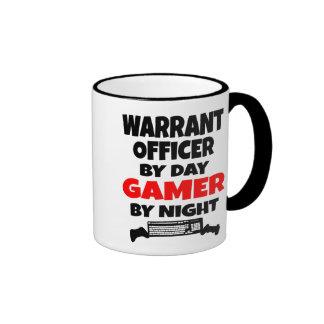 Gamer Warrant Officer Mug