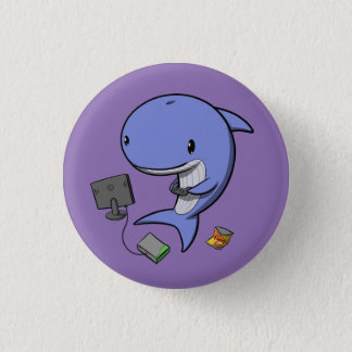 Gamer Whale Button