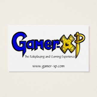 Gamer-XP Business Card