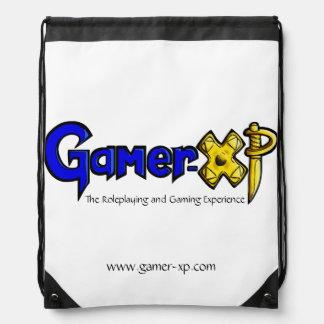 Gamer-XP Drawstring Backpack
