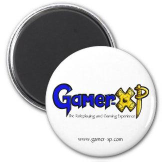 Gamer-XP Refrigerator Magnet