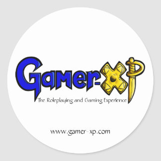 Gamer-XP Sticker