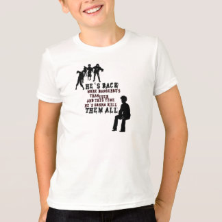 Gamer - Zombie killer T-Shirt