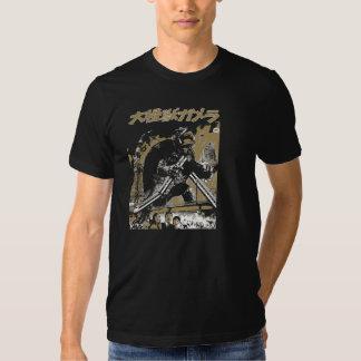 Gamera Attacks T-Shirt