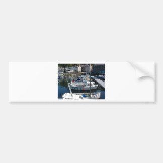 Gamerie fun designs gamerie harbour mixed bumper sticker