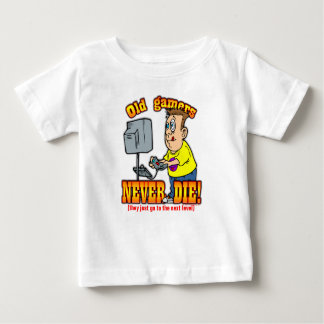 Gamers Baby T-Shirt