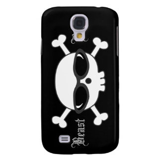 Gamers Beast Skull With Shades Samsung Galaxy S4 Case
