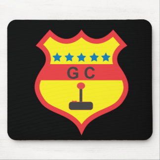 gamers club.ai mouse pad