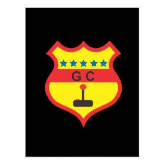 gamers club.ai postcard