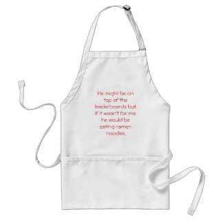 Gamer's Cook Adult Apron
