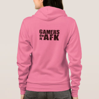Gamers do it AFK Hoodie