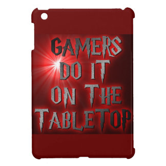 Gamers Do It on the Tabletop ipad mini case