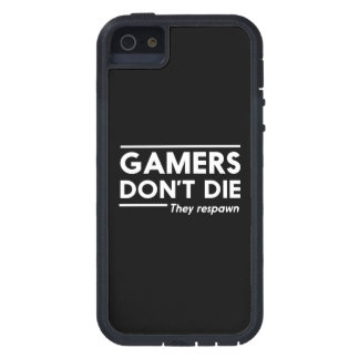 Gamers Don't Die Case For iPhone 5