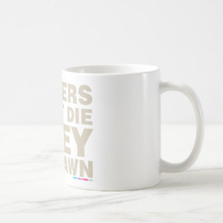 Gamers Don't Die They Respawn Coffee Mug