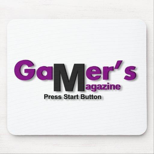 Gamer's Magazine Online Mousepads