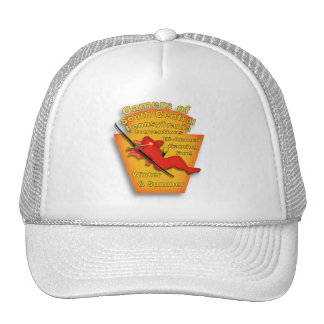 Gamers of Winter and Summer, the Summer Hat... Trucker Hat