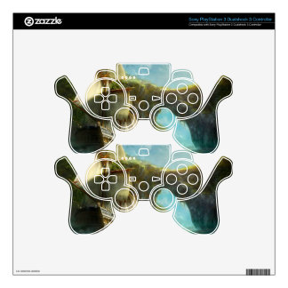 gamers paradise decal for PS3 controller