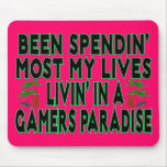 Gamers Paradise Mouse Mats
