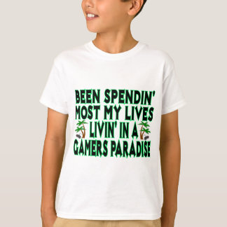 Gamers Paradise T-Shirt