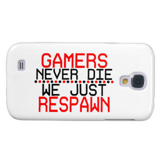 Gamers Respawn Galaxy S4 Case