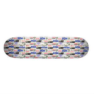Gamers Skate Board