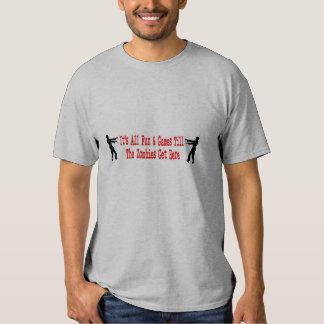 Gamers Tee Shirt