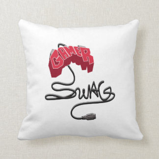 GamerSwag Controller red Pillows