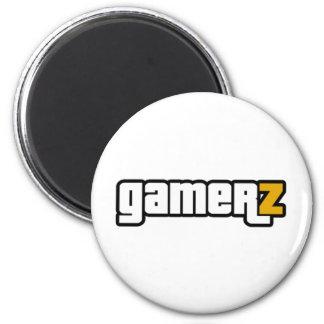 Gamerz Shirt 2 Inch Round Magnet