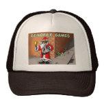 games4 trucker hat
