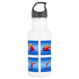 Games Design 18oz Water Bottle