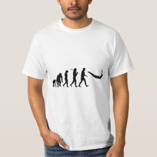games diving and swimming t shirt