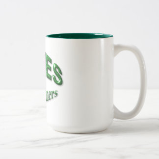 Games for Beginners Two-Tone Coffee Mug