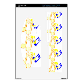 games gaming play player decal for the PS3