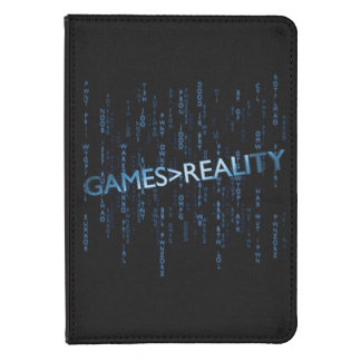Games Greater Than Reality Kindle Touch Case