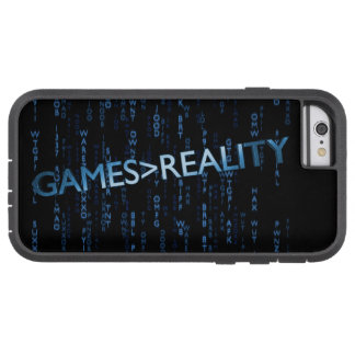 Games Greater Than Reality Tough Xtreme iPhone 6 Case
