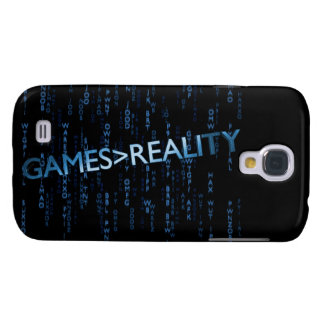 Games Greater Than Reality Galaxy S4 Covers