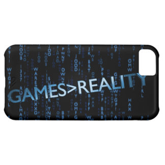 Games Greater Than Reality Case For iPhone 5C