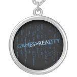 Games Greater Than Reality Custom Jewelry