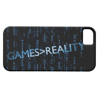 Games Greater Than Reality iPhone SE/5/5s Case