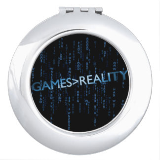 Games Greater Than Reality Makeup Mirror
