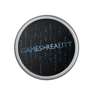 Games Greater Than Reality Speaker