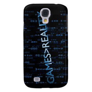Games Greater Than Reality Samsung Galaxy S4 Cover
