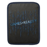 Games Greater Than Reality Sleeves For iPads