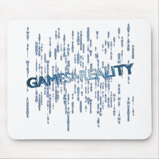 Games Greater Than Reality Version 2 Mouse Pad