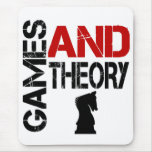 Games & Theory Mouse Pad